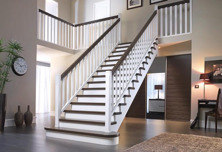 decoration escalier interieur bois l'un d'eux Conception meilleur de escalier bois intérieur